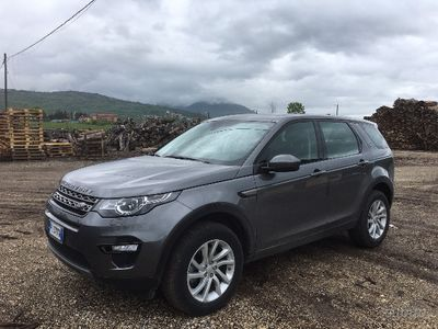 used Land Rover Discovery Sport - 2017