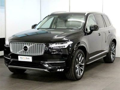 usata Volvo XC90 T5 AWD Geartronic Inscription