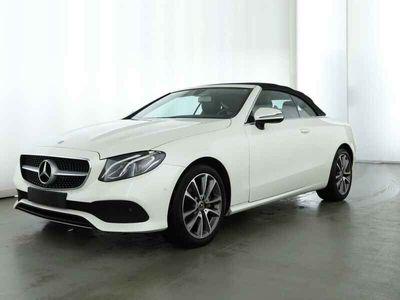 usata Mercedes E220 ClasseCabrio Sport Auto