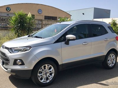 used Ford Ecosport 1.5 tdci