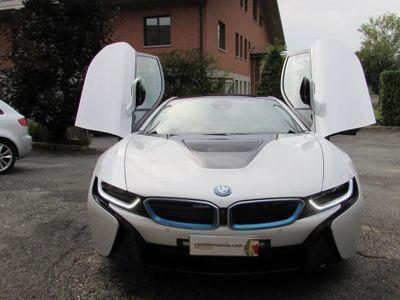 begagnad BMW i8 Coupé