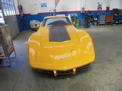 usata Corvette Stingray c3