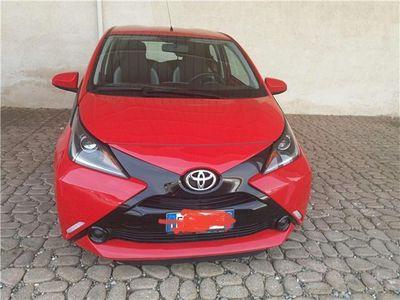 usata Toyota Aygo 1.0 VVT-i 69 CV 5 porte x-wave