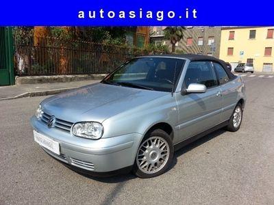 usata VW Golf Cabriolet 1.9 TDI/90 CV Trendline