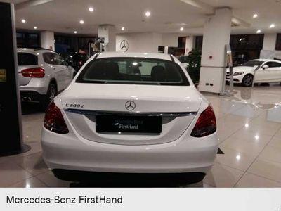 usata Mercedes C200 CLASSE Cd Automatic Executive