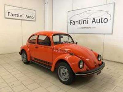usata VW Käfer MaggiolinoJEANS RESTAURATO PROFESSIONALMENTE Benzina