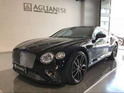 usata Bentley Continental GT MULLINER ?CENTENARIO EDITION? Benzina