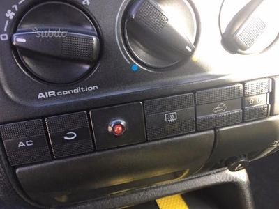 usata VW Golf Cabriolet Golf Cabriolet 1.6 cat Avantgarde