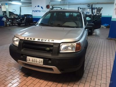 usata Land Rover Freelander 1.8 benzina GPL