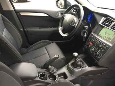 usata Citroën C4 1.6 eHDi Seduction Navi USB Cruise Sensori
