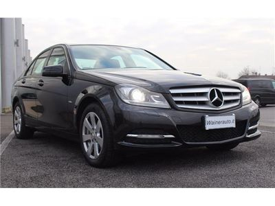 usata Mercedes C200 CDI BlueEFFICIENCY Executive XENO BLUETOOTH