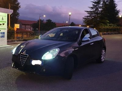 usata Alfa Romeo Giulietta 1.4 Turbo GPL 120 CV Distinctive