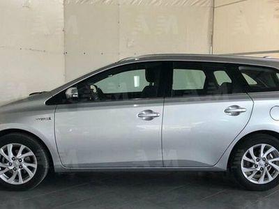 gebraucht Toyota Auris Station Wagon Touring Sports 1.8 Hybrid Business usato