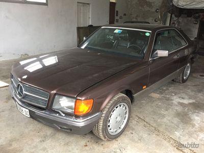 gebraucht Mercedes 500 SEC 1984