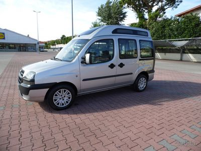 usata Fiat Doblò tetto alto - 2003