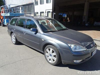 brugt Ford Mondeo Station Wagon 2.0 16V TDCi (130CV) SW Ghia usato