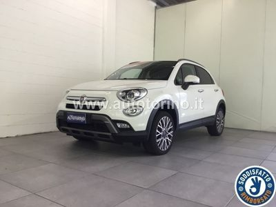 used Fiat 500X 500 X2.0 mjt Cross 4x4 140cv auto