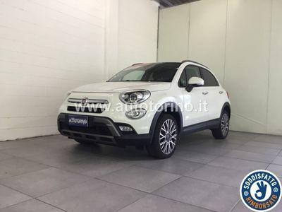 gebraucht Fiat 500X 500 X2.0 mjt Cross 4x4 140cv auto