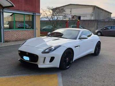 usata Jaguar F-Type 3.0 V6 aut. Coupé S
