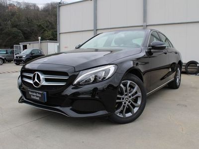 usata Mercedes C220 Classe Cd Sport 4matic auto 9m