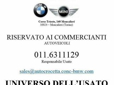 usata BMW X3 xDrive20d Futura Auto