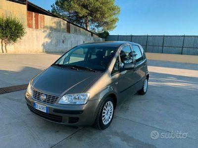 usata Fiat Idea 1.2 80cv BLACK LABEL-2009
