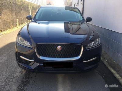 usata Jaguar F-Pace F-Pace 3.0 D V6 300 CV AWD aut. 300 Sport
