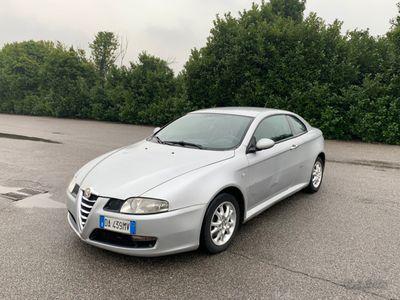 usata Alfa Romeo GT 1.9JTD diesel manuale pelle- 2006