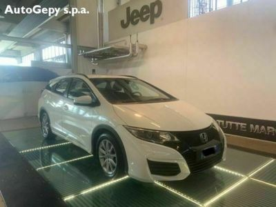 usata Honda Civic Tourer 1.6 i-DTEC Elegance Navi