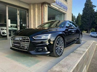 usata Audi A5 Sportback SPB 2.0 TDI quattro S tronic S line VIR