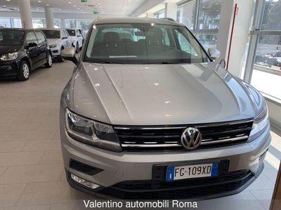 usado VW Tiguan 2.0 TDI SCR DSG 4MOTION Business BMT del 2016 usata a Roma