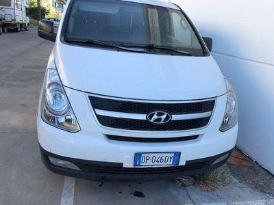 usata Hyundai H-1 2.5 CRDi VGT Van 6 p.ti Style Sassari