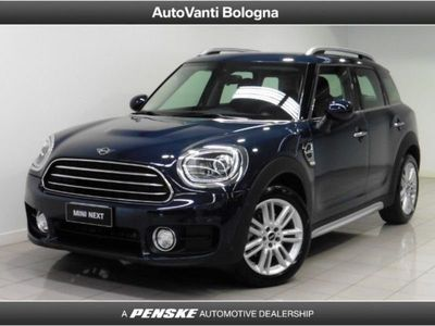 gebraucht Mini Cooper D Countryman 2.0 Hype ALL4