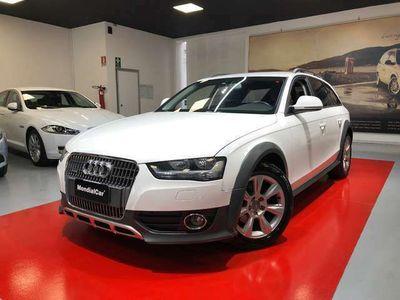 usata Audi A4 Allroad 2.0 TDI 190 CV cl.d. S.tr. Bu 190CV 2014