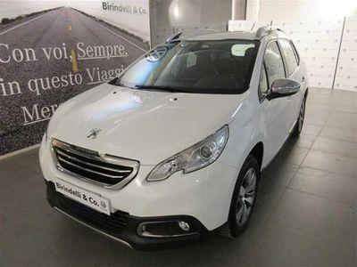 usata Peugeot 2008 e-HDi 115 CV Stop&Start Allure del 2013 usata a Prato