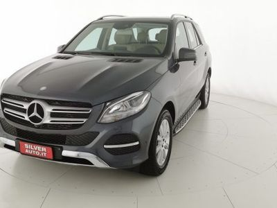 usata Mercedes GLE250 d 4Matic Executive