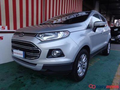 used Ford Ecosport 1.0 EcoBoost 125 CV Titanium S