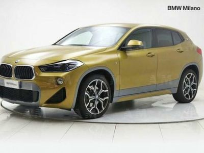 usata BMW X2 xDrive25d Msport-X del 2018 usata a Milano
