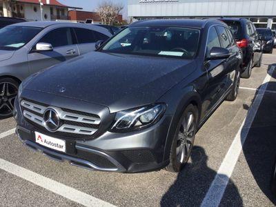 usata Mercedes E220 CLASSE E SW Classe E (w/s213)S.w. 4matic Auto Business Sport All-terrain