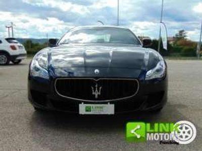 usata Maserati Quattroporte Berlina Diesel