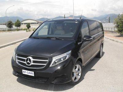 usata Mercedes V220 classed premium extralong diesel