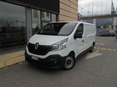 usata Renault Trafic Furgone T29 1.6 dCi 125CV S&S PC-TN Zen Heavy del 2017 usata a Parma