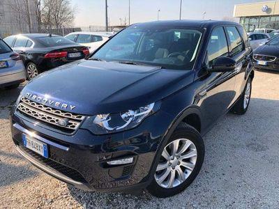 gebraucht Land Rover Discovery Sport 2.0D 150CV 4X4 C.Auto Busines ,NAVI ,IVA E