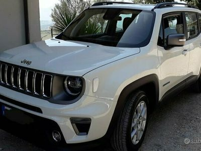 usata Jeep Renegade MY19 Limited