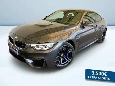 usata BMW M4 Serie 4 Coupé M4Coupe 3.0 dkg