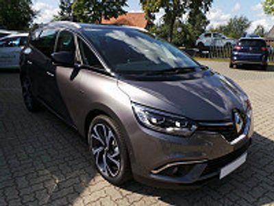 usata Renault Grand Scénic Scenic Tce 160 Edc Bose 7-sitze Panorama Shz Navi Klimaauto
