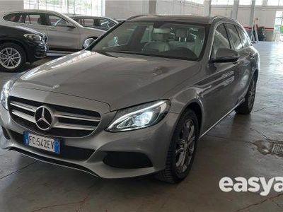 second-hand Mercedes 200 cla sse c (w/s205)d s.w. auto sport diesel
