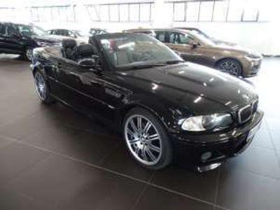 usata BMW M3 Cabriolet cat SMG
