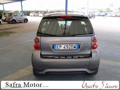 usata Smart ForTwo Coupé 800 Pulse Grey Mat Cdi Restyling