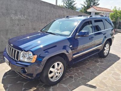 used Jeep Grand Cherokee 3.0 crd overland